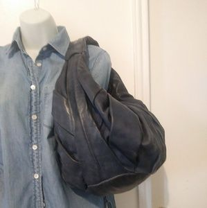 Sabina New York leather purse